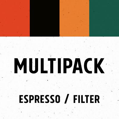 Moitié-Moitié Multipack